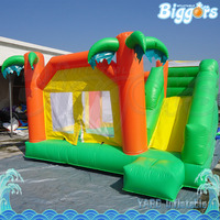 Inflatable Jumping House Bouncy Castle For kids Play Ground Trampoline Game