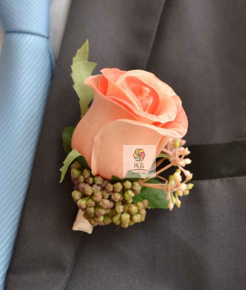 online get cheap champagne boutonnieres -aliexpress | alibaba