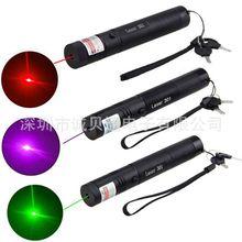 Красный зеленый фиолетовый три цвета Ручка-образный одноточечный лазерный фонарик для большой конференции наружная скалолазание спасения и т. д.
