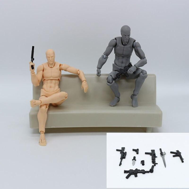 Doub K Action Նկարներ Խաղալիքներ Արտիստ - Խաղային արձանիկներ - Լուսանկար 5