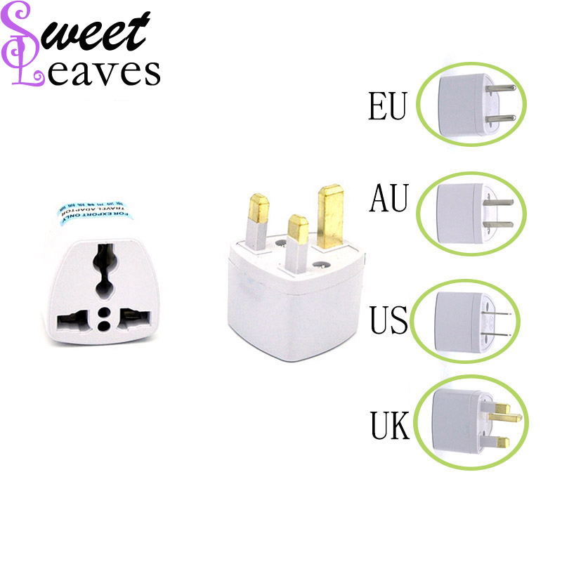 universal travel power plug adapter eu china au us to uk. Black Bedroom Furniture Sets. Home Design Ideas
