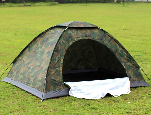 Ultralight Waterproof Camouflage Cloth C&ing Tents 1 Person Army Military Outdoor Equipment Single Leisure C&ing Tent & Ultralight Waterproof Camouflage Cloth Camping Tents 1 Person Army ...