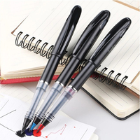 Japan Premium Quick Drying Flexible Tip Gel Pen High Quality Liquid Ink Smooth Writing Line Drawing