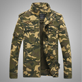 Camouflage Military Style Jacket For Men 2015 Chaqueta Militar Hombre militaire militari Mens Jackets And Coats DA15