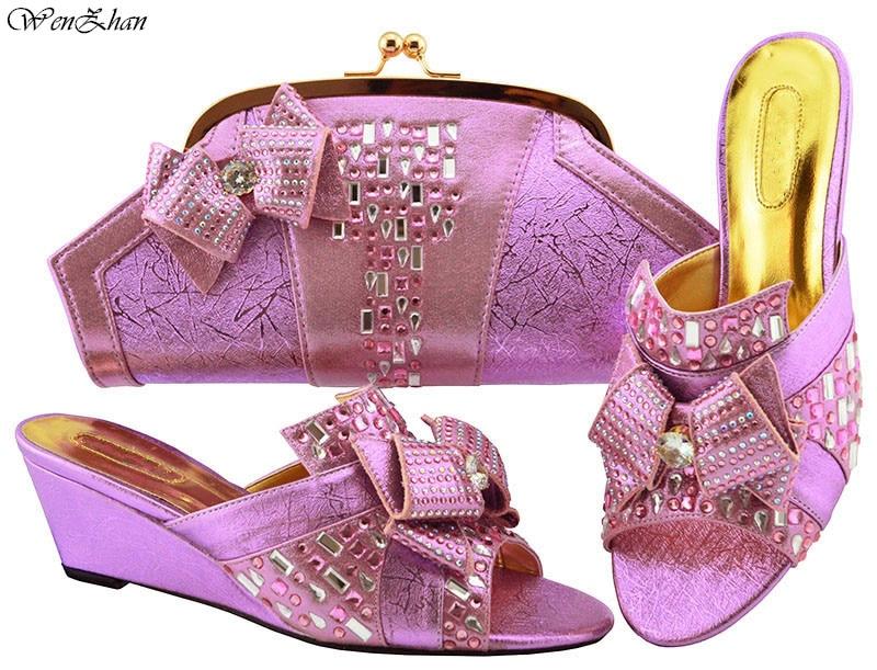 Sac Mode 22 B89 Chaussures Ruban De Italien Correspondant Fête Dame Fixés Couleur Pour Ensemble Italiennes Fleur Sacs Femme Et Avec qpxqSfwZ
