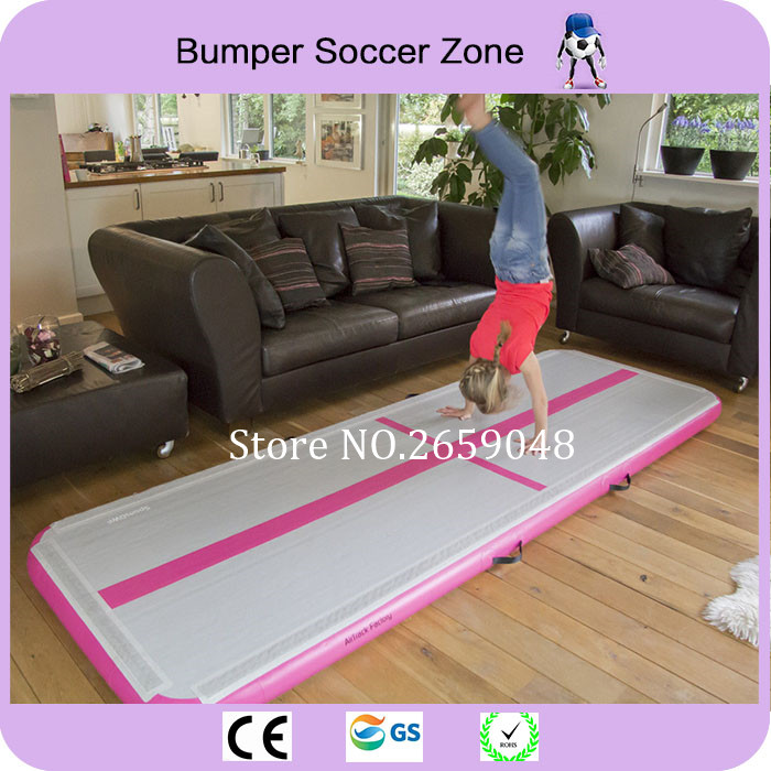 Free shipping Inflatable Air Track Hot Sale Inflatable Tumble Airtrack Trampoline Air Track Gymnastics Inflatable Air Mat