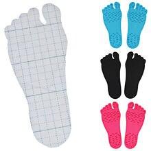 Zapatos adhesivos para pies antideslizantes de playa pegarse en las suelas almohadilla adhesiva impermeable adhesivo hipoalergénico cuidado de los pies para sandalias