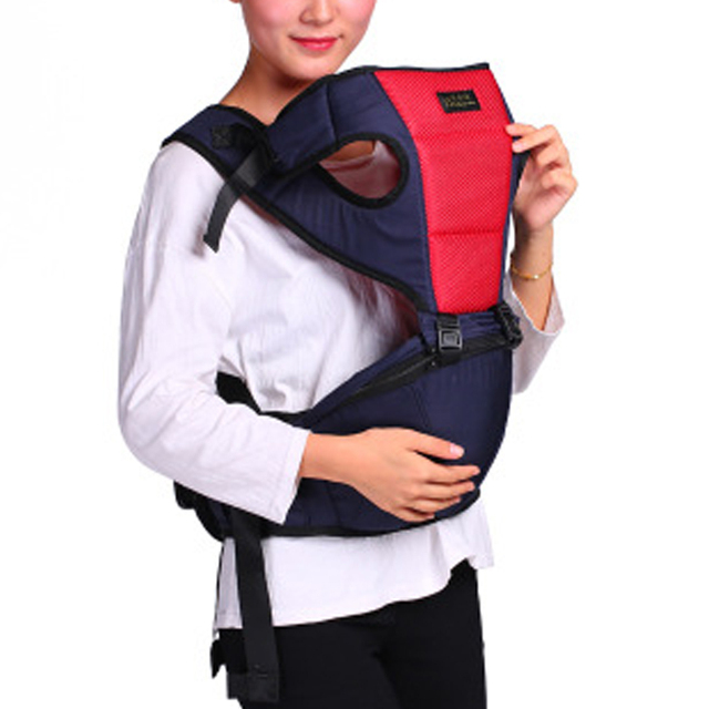 7a2f9e2108f Baby Carrier Chicco Sling Portable Child Suspenders Backpack Thickening  Shoulders Infant Kangaroo Bag Ergonomic Multifunctional