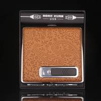 skin cigarette case cigarette lighter 20 installed with USB environmental rechargeable lighter