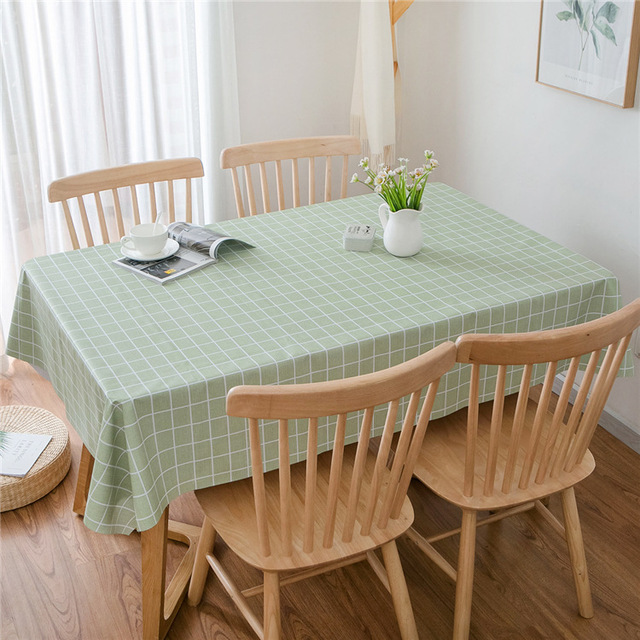 US $6.77 20% OFF|PVC Waterproof Tablecloth Soft Glass Tablecloth Kitchen  Table Cover Oil Cloth Nappe Table cloth Rectangular Mantel tafelkleed-in ...