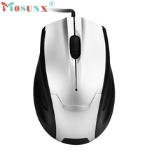 USB Wired Optical Gaming Mice Mouse For PC Laptop Mini slim desktop _KXL0303