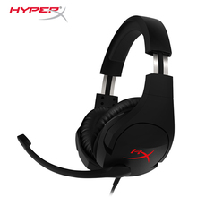 Latest KINGSTON HyperX Cloud Stinger Headband Lightweight comfort double sound game font b headset b font