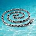 Мужчины в тайский серебро цепь ожерелье и мужчины в ювелирные изделия тайский серебро ожерелье человек сплошной серебро цепь мужчины
