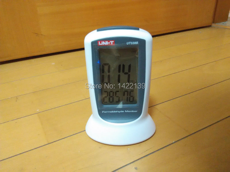 UT-338B Home Use Mini Formaldehyde Monitor Detector with Temperature & Humidity Function home use mini formaldehyde monitor detector with temper