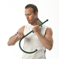 High Quality Muscle Pain Use Trigger Point Massager Tools Deep Pressure Therapy Cane Body Back Buddy