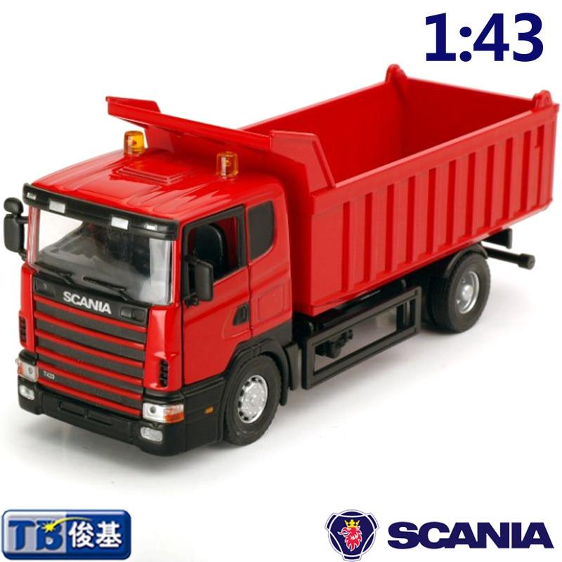 Luxury boxed dump car dump truck transport vehicle earth moving ...