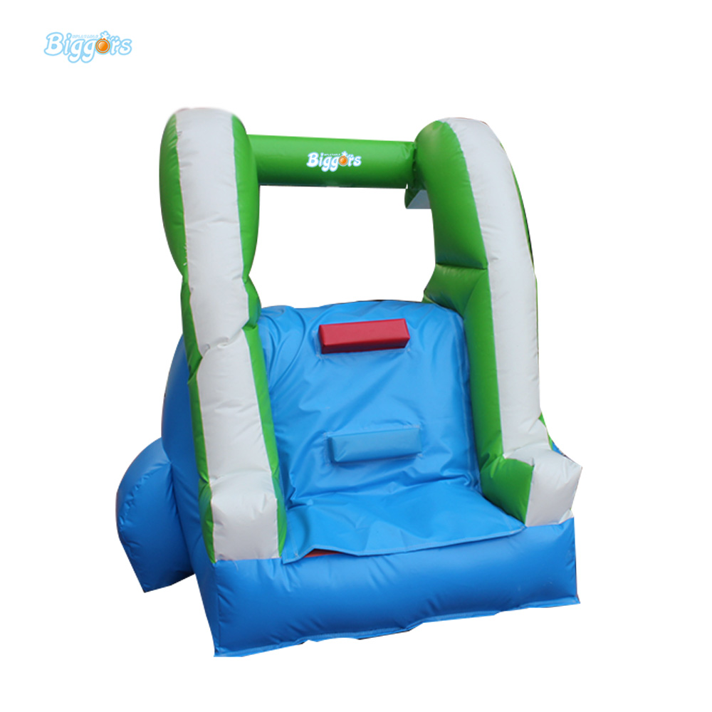 Biggors inflatable kids bouncy castle and garden big water slide 2017 popular inflatable water slide and pool for kids and adults