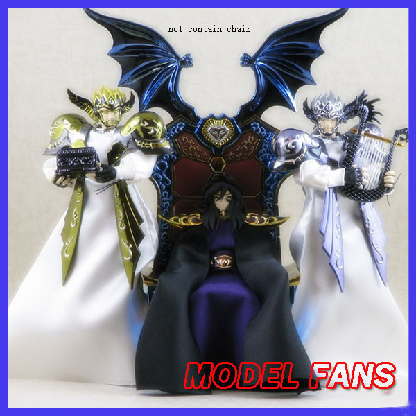 MODEL FANS INSTOCK Hypnos hades Thanatos saint seiya cloth myth Mufti contain Pandora box action figure toy-in Action & Toy Figures from Toys & Hobbies