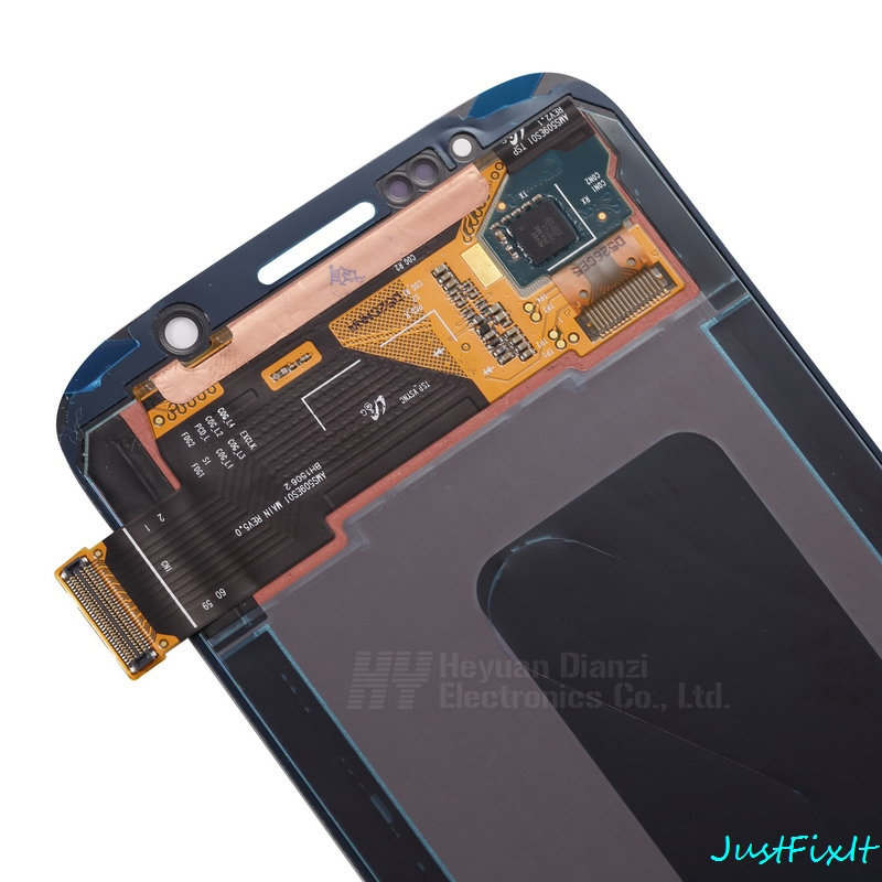Image 4 - For SAMSUNG GALAXY S6 G920F G920A 100% Original LCD Display Touch Screen Digitizer  Super Amoled Replacement-in Mobile Phone LCD Screens from Cellphones & Telecommunications