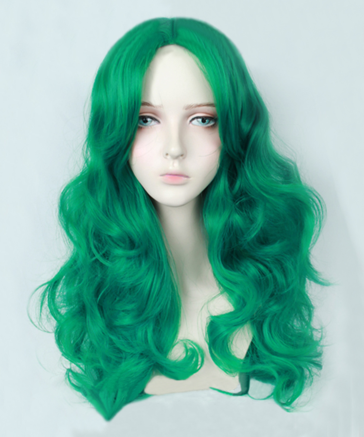 Sailor Moon Kaioh Michiru Sailor Neptune 65cm Long Wavy