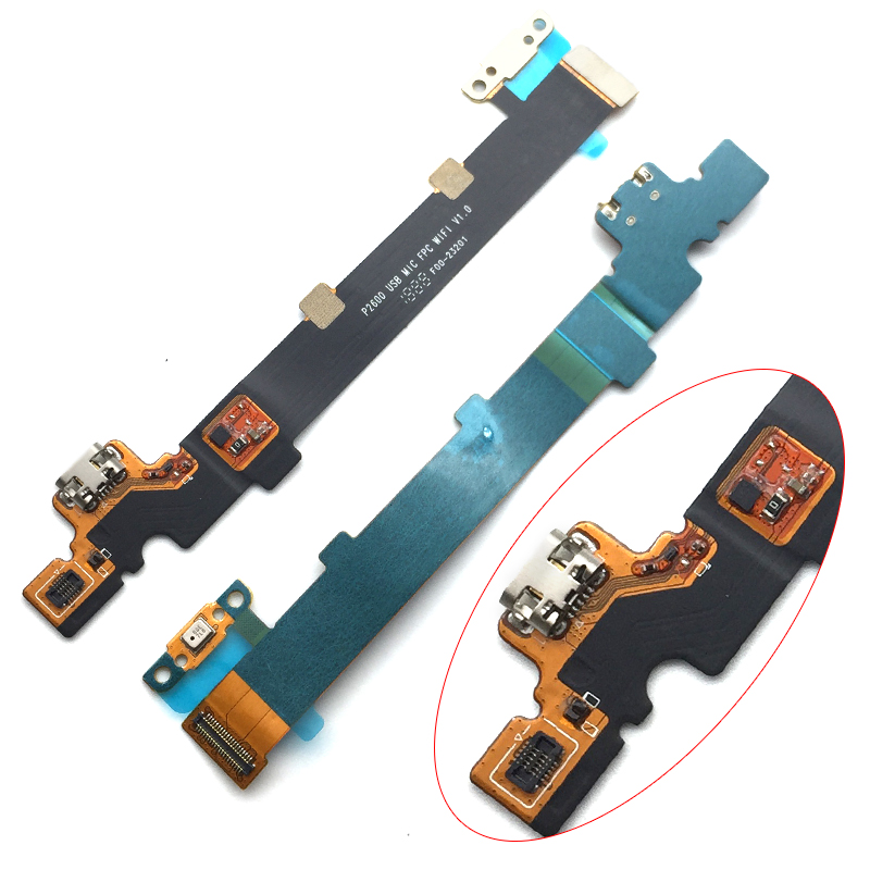 New For Huawei MediaPad M3 Lite M3lite 10.1 Inch BAH-W09 USB Charger Plug Ribbon Flex Cable Replacement