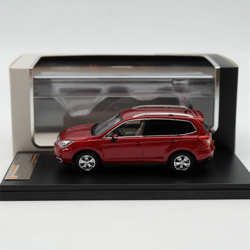 IXO Premium X 1:43 Subaru Forester 2013 Red PRD392 Limited Edition Collection Resin Auto Models Toys ixo premium x 1 43 stutz blackhawk coupe 1971 red prd002 limited edition collection resin auto models