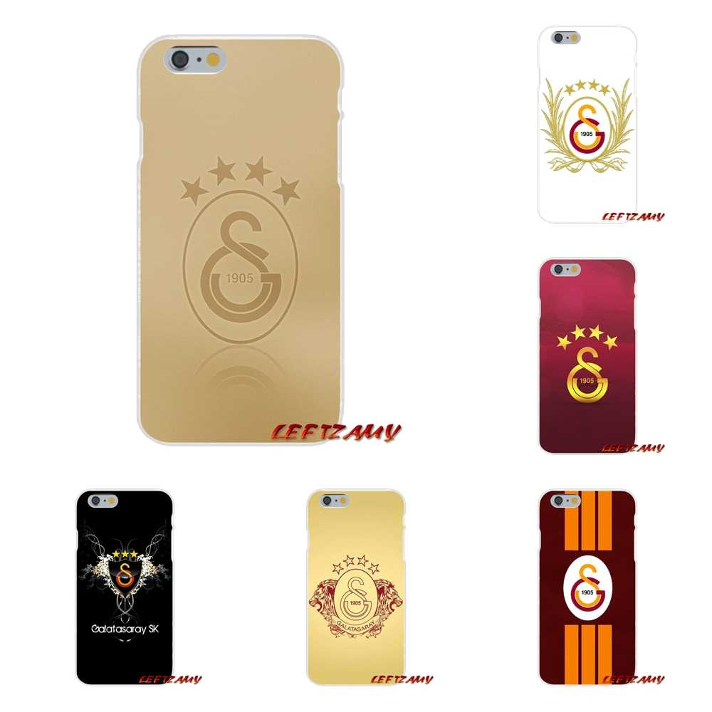 Accessoires Telefoon Gevallen Covers Voor Samsung Galaxy S3 S4 S5 MINI S6 S7 rand S8 S9 Plus Note 2 3 4 5 8 Hot Galatasaray SK logo