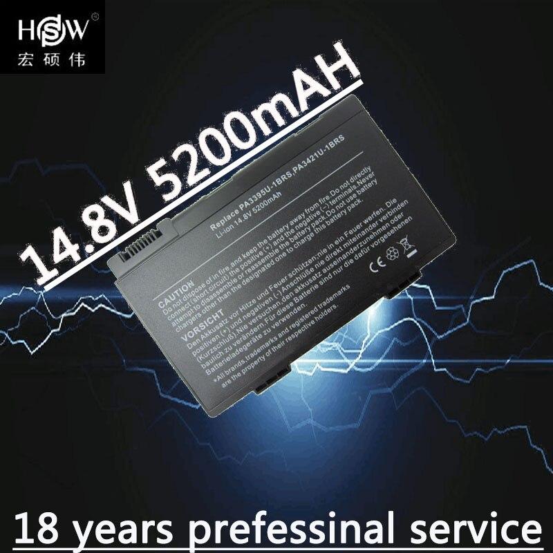 HSW laptop battery for TOSHIBA Satellite Pro 6000,Pro 6050,Pro 6100,Satellite R10 R15,R20 R25,Tecra M4,M7 bateria akku цены онлайн