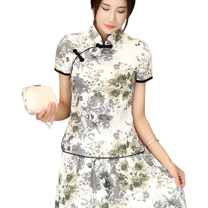 116 Yellow Green 115 Camiseta Shanghai Mujer Manga Chino 117 Lino Red Qipao Cheongsam 116 116 115 Tradicional Collar Green Historia Red Top Blue Blue 117 Yellow 115 Mandarin De 112 Corta Blue 117 Blusa Red wZXwAxRqg