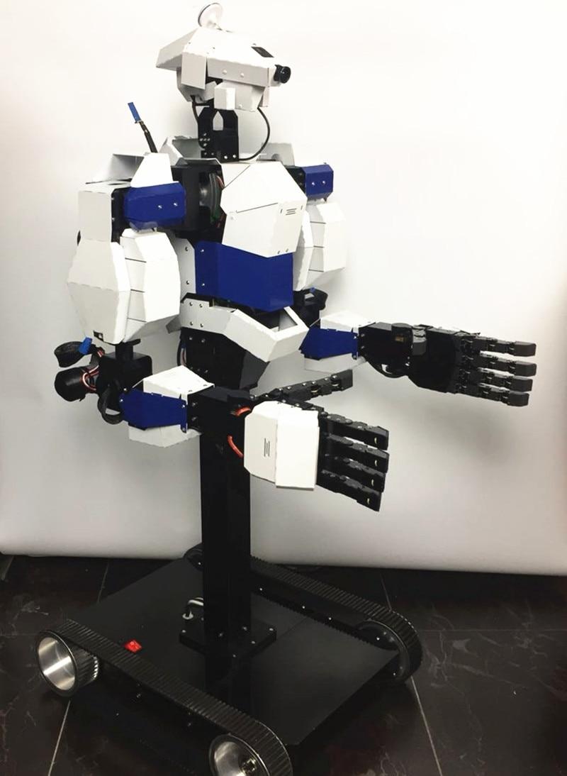 Humanoid robot 4