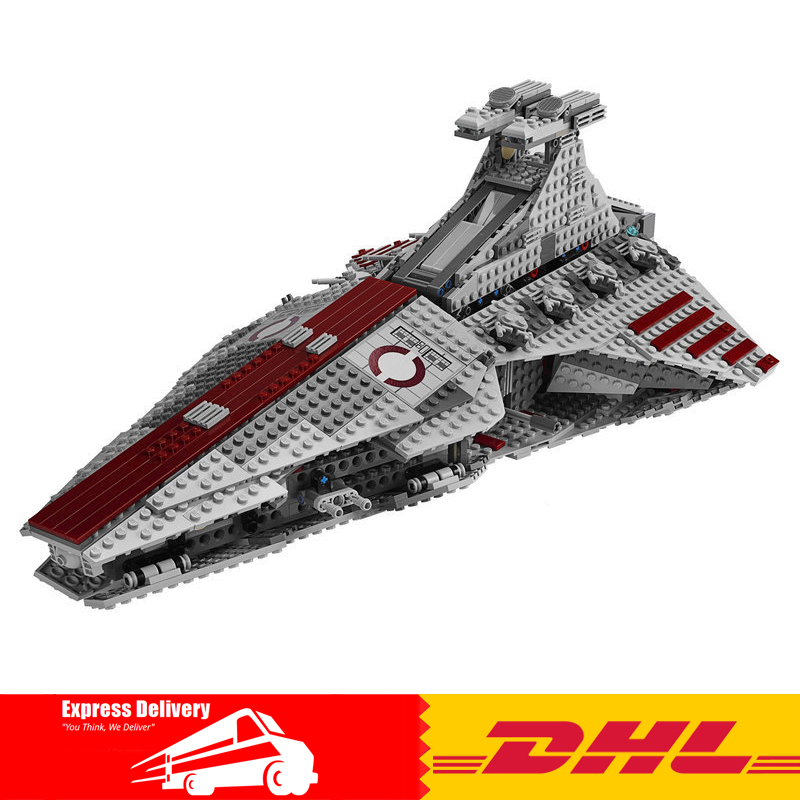 IN STOCK New Lepin 05042 1200PCS Star Series The Republic Fighting Cruiser Wars Set Building Blocks Bricks Educational Toys Gift lepin 6125 stucke star classic modell wars die ucs st04 republic cruiser educational building blocks bricks spielzeug mode