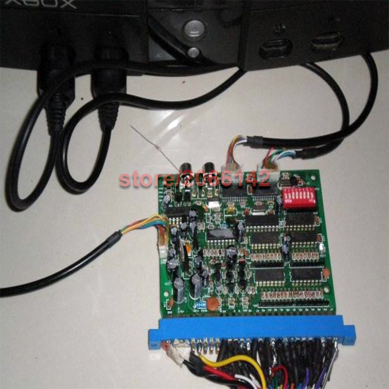 console time control timer board to Jamma cabinet for Xbox MR X028 console time control timer board to jamma cabinet for xbox(mr x028 xbox to jamma wiring harness at mifinder.co