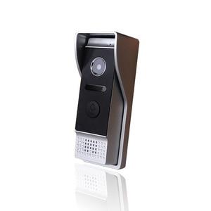 Image 3 - Homefong  7 Inch  Video Door Phone Recording HD 1200TVL 1  IR Night Doorbell Camera and 2 Hands Free Monitor Intercom Doorbell