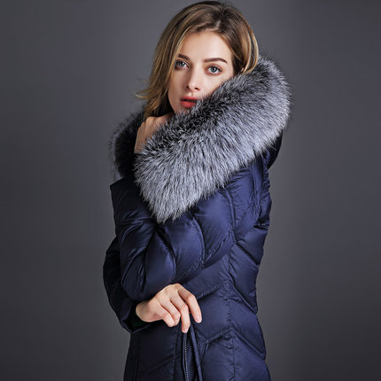 2016 new hot winter Thicken Warm woman Down jacket Coat Parkas Outerwear Hooded fox long plus size 3XXXL luxurious Slim 2016 new hot winter thicken warm woman down jacket coats parkas outerwear hooded fox fur collar luxurious long plus size 3xxxl