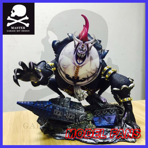 MODEL FANS IN STOCK MASTER One Piece 46cm Gekko Moria Gk Resin Statue Toy Figure For Collection