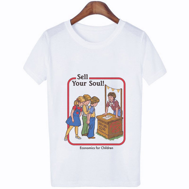 Summer 2019 Tumblr Pulp Fiction Women Plus Size Xs Xxxl Grunge Aesthetic Woman Clothes Sexy Graphic T Shirts Femme by Cdjlfh