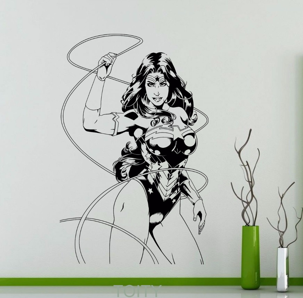 Marvel superheroes wall stickers kamos sticker superhero kawaii art wall decals get dc wall aliexpress alibaba group amipublicfo Gallery