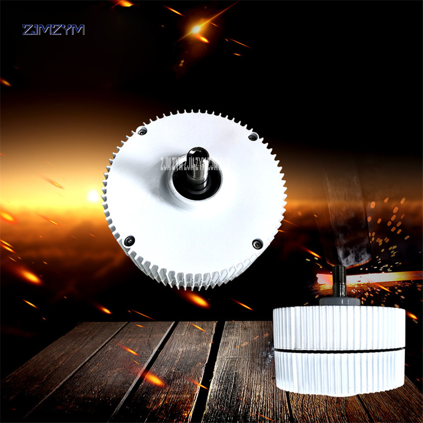 NE-400W New Wind Power Generator Eolico Permanent Magnet Generator Three phase 400w brushless alternative energy alternator