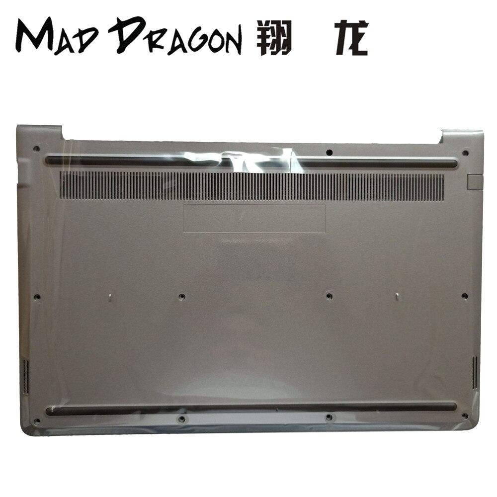 MAD DRAGON Brand Laptop new Bottom Base Bottom Cover Assembly for Dell Vostro 15 5568 V5568 v5568 0JD9FG JD9FG Lower Cover Gray