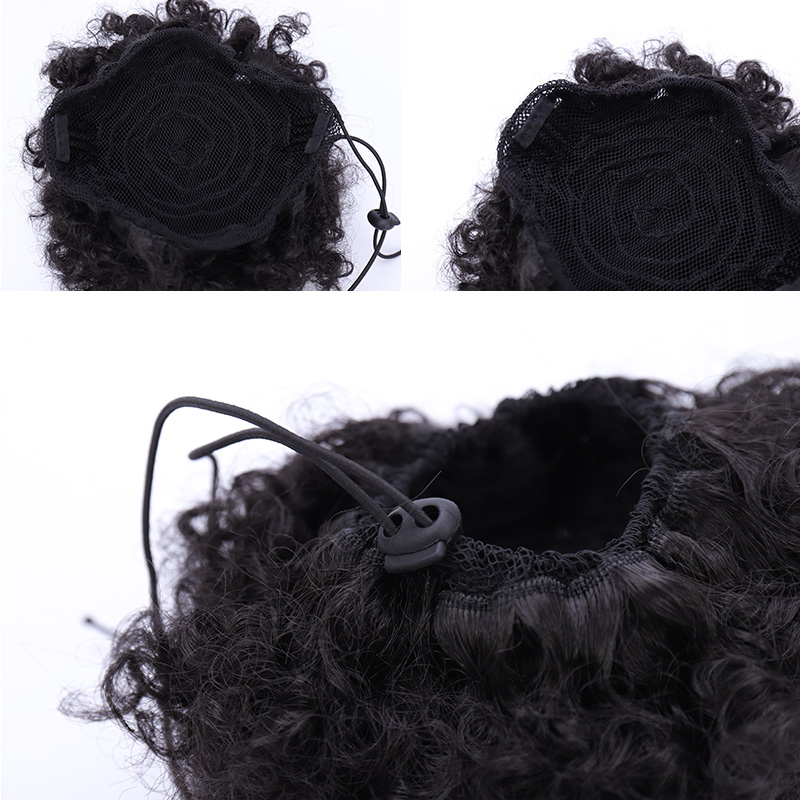 Synthetic Afro Puff Drawstring Bun Ponytail for Black Women Short Kinky Curly Hair Bun Extension Hairpieces Updo Hair Extensions with Two Clips (S,Natural Black)Synthetic Afro Puff Drawstring Bun Ponytail for Black Women Short Kinky Curly Hair Bun Extension Hairpieces Updo Hair Extensions with Two Clips (S,Natural Black)