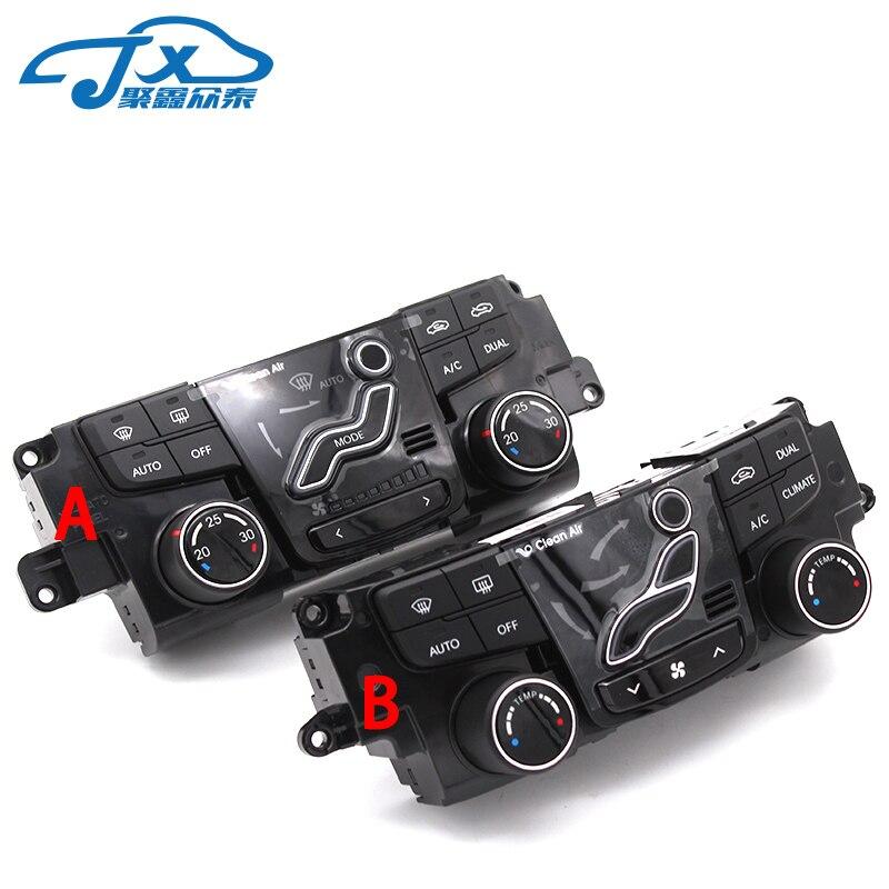 Pour HYUNDAI Sonata YF climatisation panneau de contrôle automatique climatisation manuelle commutateur de réglage bouton de commande module Cre