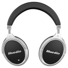 Bluedio F2 Aktiv brusavbrott Trådlöst Bluetooth-hörlurar Trådlöst headset med mikrofon för telefoner