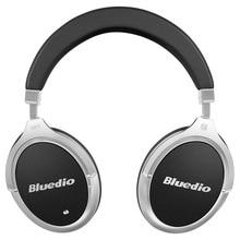 ब्लूडियो एफ 2 सक्रिय शोर फोन के लिए माइक्रो के साथ वायरलेस ब्लूटूथ हेडफ़ोन वायरलेस हेडसेट रद्द करना