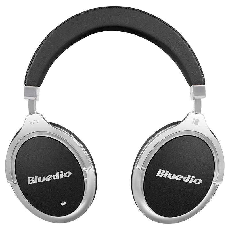 2017 New Bluedio F2 Active Noise Cancelling Cuffie Bluetooth Senza Fili Auricolare senza fili con Microfono per telefoni