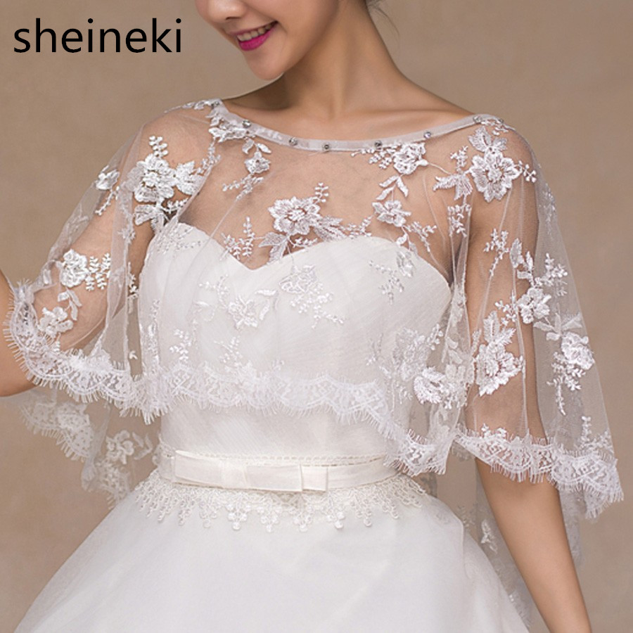 Online Get Cheap Wedding Capes White -Aliexpress.com | Alibaba Group