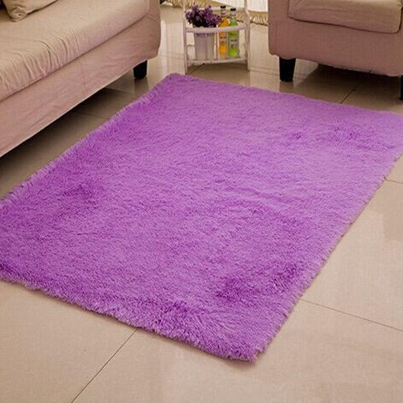 Textile à la maison grande taille tapis pour salon lit chambre 150*200 cm grande couverture de sol maison tapis tapis lit chambre capret longue salle de cheveux tapis