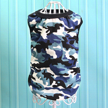 Camouflage Four Color Clothes