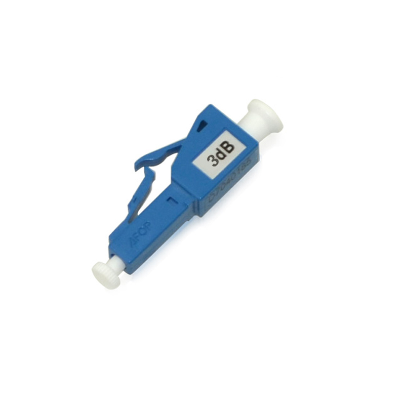 50PCS/pack LC 3db Fiber Optical Attenuator LC/UPC Female to Male fiber optic50PCS/pack LC 3db Fiber Optical Attenuator LC/UPC Female to Male fiber optic