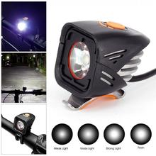 Waterproof 800 Lumen XML-2 LED 4 Modes USB Bicycle Head Light Cycling Front Lamp with Temperature Control for Riding / Camping sitemap 165 xml