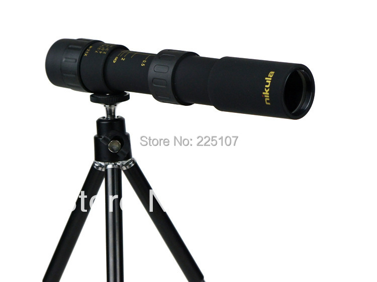 Nikula zoom monocular binoculars telescope mini small